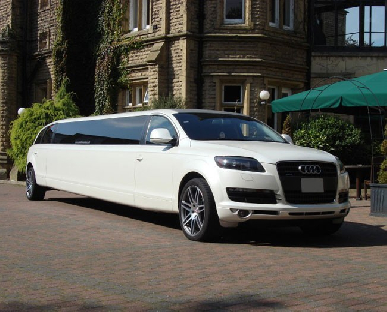 Limo Hire in East London
