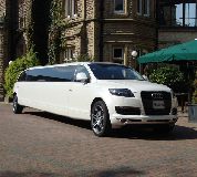 Audi Q7 Limo in East London