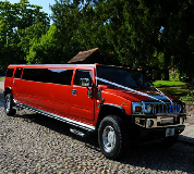 Hummer Limos in North London