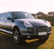 Porsche Cayenne Limos in West London, Middlesex